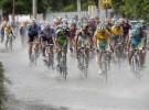 Giro de Italia 2010: Goss premia el trabajo de su equipo con una victoria en una etapa pasada por agua
