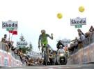 Giro de Italia 2010: Arroyo mantiene la maglia rosa pese a la exhibición de Ivan Basso en Monte Zoncolan