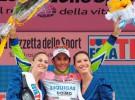 Ivan Basso gana el Giro de Italia 2010 por delante de David Arroyo y Vincenzo Nibali