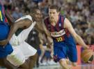 Semifinales Liga ACB: el Regal Barcelona vuelve a ganar y ya domina por 2-0 a Unicaja Málaga