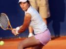 Maria Jose Martínez Sánchez gana en su debut del Internazionali BNL D'Italia