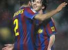 Liga Española 2009/10 1ª División: victorias de Barcelona, Valencia y Almería, empate entre Getafe y Sporting