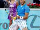 Masters de Madrid 2010:  Rafa Nadal gana a Roger Federer y levanta un nuevo título ATP