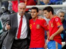 España vence por 3-2 a Arabia Saudí en el primer partido amistoso antes del Mundial