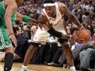 NBA play off, segunda ronda: Boston Celtics gana en Cleveland y deja a Lebron James al borde de la eliminación