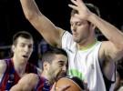 Semifinales Liga ACB: el Regal Barça doblegó a Unicaja Málaga y puso el 1-0 en su serie