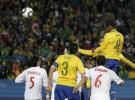 Mundial de Sudáfrica: Brasil vence a Chile por 3-0 y demuestra por que es la favorita