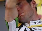 Tour de Francia 2010: Cavendish se estrena y lo celebra entre lágrimas