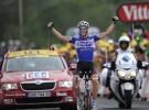 Tour de Francia 2010: Chavanel se vuelve a vestir de amarillo en la primera etapa alpina