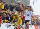 Tour de Francia 2010: Schleck y Contador coronan de la mano el Tourmalet