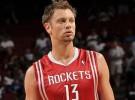 NBA: David Andersen se marcha de Houston a Toronto