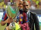Guardiola firma su renovación con el F.C. Barcelona y Henry se marcha al New York Red Bulls
