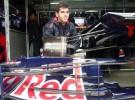 Jaime Alguersuari seguirá un año más en Toro Rosso