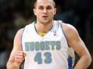 Linas Kleiza podría volver a la NBA