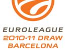 Euroliga 2010/2011: los grupos para la primera fase ya han quedado configurados