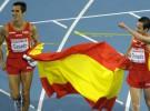 Europeos de atletismo: Marta Domínguez y el 1500 masculino logran los primeros metales para España