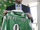 Pepe Mel, nuevo entrenador del nuevo Betis de Luis Oliver