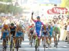 Tour de Francia 2010: segundo sprint masivo y segundo triunfo para Petacchi