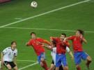 Mundial de Sudáfrica: España derrota a Alemania con un gol de Puyol y jugará la final ante Holanda