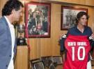 Rafa Nadal se convierte en accionista del RCD Mallorca