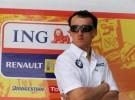 Robert Kubica renueva con Renault hasta finales del año 2012