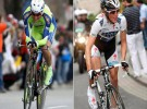 Andy Schleck e Ivan Basso, los auténticos aspirantes a derrocar a Contador de su trono