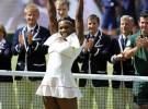 Wimbledon 2010: Serena Williams es la campeona femenina tras derrotar a Vera Zvonareva