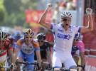 Vuelta a España 2010: un bielorruso sorprende a Cavendish y Farrar en el primer sprint