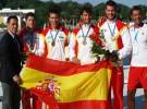 Mundial de piragüismo: el equipo español se trae 1 oro y 2 platas