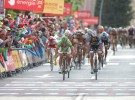 Vuelta a España 2010: Cavendish gana su tercer sprint en Salamanca