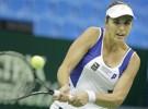 WTA Moscú: María Martínez Sánchez a segunda ronda; Luxemburgo: Carla Suárez Navarro y Arantxa Parra Santonja a segunda ronda