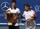 Beijing: Djokovic vence a David Ferrer y se proclama campeón en Beijing