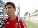 El presidente del Real Zaragoza ratifica a José Aurelio Gay como entrenador