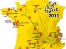 Presentado el recorrido del Tour de Francia 2011