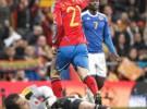 España gana por 1-0 a una Colombia que mereció un resultado mejor