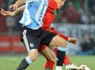 La liga española, protagonista en los otros amistosos internacionales de ayer