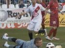 Liga Española 2010/11 2ª División: Rayo y Celta desbancan al Betis de los puestos de ascenso