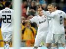 Liga Española 2010/11 1ª División: el Real Madrid gana con comodidad al Levante por 2-0 y ya piensa en Lyón