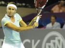 WTA Kuala Lumpur: Bartoli y Safarova a cuartos; WTA Monterrey: Dulko y Jankovic a cuartos
