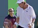 Masters de Miami: Nadal, Federer y Djokovic a tercera ronda, eliminado Andy Roddick campeón defensor por uruguayo Pablo Cuevas