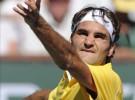 Master de Indian Wells 2011: Federer, Roddick y juvenil Harrison de 18 años avanzan a octavos