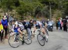 Vuelta a Murcia: Alberto Contador gana en la 'Cima Pantani' de Sierra Espuña y se coloca líder