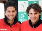Copa Davis 2011: David Ferrer y Rafa Nadal abren primera fecha ante Bélgica