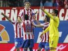 Liga Española 2010/11 1ª División: el sábado dejó las victorias de F.C. Barcelona, Atlético de Madrid y Valencia