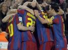 Liga Española 2010/11 1ª División: el Barça gana al Getafe por 2-1