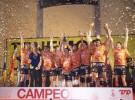 El CAI Teruel ganó la Copa del Rey de voleibol 2011