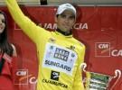 Vuelta a Murcia: Alberto Contador gana la contrarreloj final y consigue el triunfo en la general