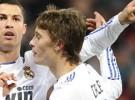 Liga Española 2010/11 1ª División: el Real Madrid gana 7-0 al Málaga con tres goles de Cristiano Ronaldo y dos de Benzema