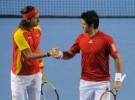 Copa Davis 2011: España elimina a Bélgica con la victoria de Verdasco y Feliciano López en el dobles