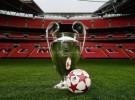 Liga de Campeones 2010/11: se presentó el balón de la final de Wembley llamado 'Finale London'